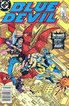 Cover Thumbnail for Blue Devil (1984 series) #10 [Canadian Newsstand Edition]