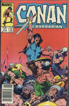 Cover for Conan the Barbarian (Marvel, 1970 series) #171 [Canadian]