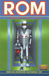 Cover for ROM (IDW, 2016 series) #1 [Painted Visions Comics Exclusive Variant]