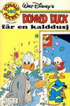 Cover Thumbnail for Donald Pocket (1968 series) #140 - Donald Duck får en kalddusj [1. opplag]