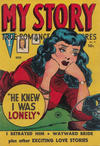 Cover for My Story (Superior Publishers Limited, 1949 series) #9
