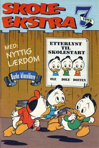 Cover Thumbnail for Donald Duck & Co Ekstra [Bilag til Donald Duck & Co] (Hjemmet / Egmont, 1985 series) #7/1993