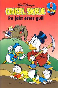Cover Thumbnail for Donald Duck & Co Ekstra [Bilag til Donald Duck & Co] (Hjemmet / Egmont, 1985 series) #9/1993