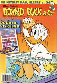 Cover Thumbnail for Donald Duck & Co (Hjemmet / Egmont, 1948 series) #42/1992