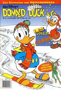 Cover Thumbnail for Donald Duck & Co (Hjemmet / Egmont, 1948 series) #48/1992