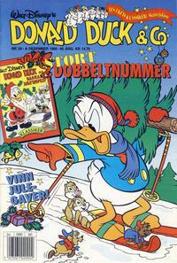Cover Thumbnail for Donald Duck & Co (Hjemmet / Egmont, 1948 series) #50/1992
