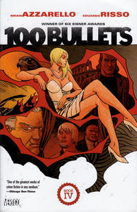 Cover Thumbnail for 100 Bullets (DC, 2014 series) #4