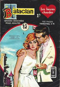 Cover Thumbnail for Bataclan (Arédit-Artima, 1966 series) #4
