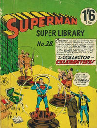 Cover Thumbnail for Superman Super Library (K. G. Murray, 1964 series) #28