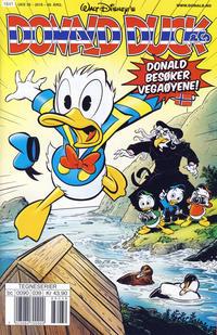 Cover Thumbnail for Donald Duck & Co (Hjemmet / Egmont, 1948 series) #39/2016