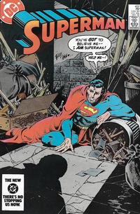 Cover Thumbnail for Superman (DC, 1939 series) #402 [Direct-Sales Variant]