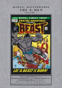 Cover Thumbnail for Marvel Masterworks: The X-Men (Marvel, 2003 series) #7 [Regular Edition]