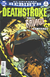 Cover Thumbnail for Deathstroke (DC, 2016 series) #3