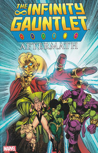 Cover Thumbnail for Infinity Gauntlet Aftermath (Marvel, 2013 series)