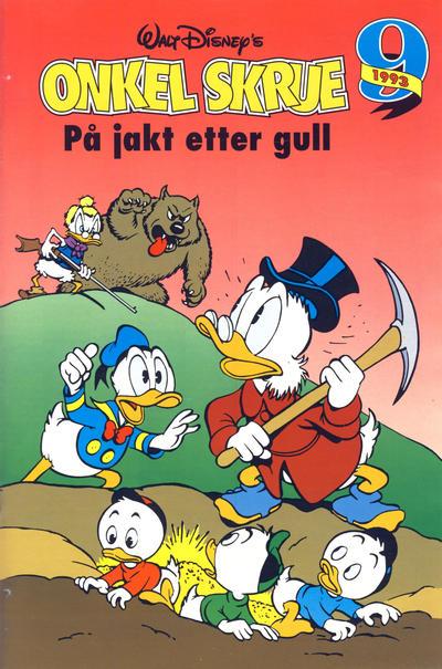 Cover for Donald Duck & Co Ekstra [Bilag til Donald Duck & Co] (Hjemmet / Egmont, 1985 series) #9/1993