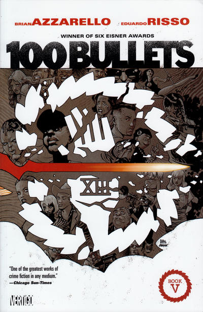 Cover for 100 Bullets (DC, 2014 series) #5