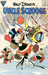 Cover for Walt Disney's Uncle Scrooge (Gladstone, 1986 series) #215 [Newsstand]