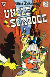 Cover for Walt Disney's Uncle Scrooge (Gladstone, 1986 series) #217 [Newsstand]