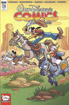 Cover for Walt Disney's Comics and Stories (IDW, 2015 series) #734 [Retailer Incentive Cover]
