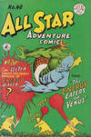 Cover for All Star Adventure Comic (K. G. Murray, 1959 series) #40