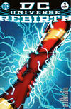 Cover Thumbnail for DC Universe: Rebirth (2016 series) #1 [Fifth Printing]