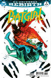 Cover for Batgirl (DC, 2016 series) #3 [Francis Manapul Cover]