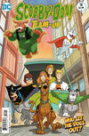 Cover for Scooby-Doo Team-Up (DC, 2014 series) #18 [Direct Sales]