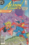 Cover Thumbnail for Action Comics (1938 series) #555 [Canadian Newsstand Edition]