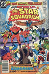 Cover for All-Star Squadron (DC, 1981 series) #25 [Canadian Newsstand Edition]