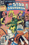 Cover Thumbnail for All-Star Squadron (1981 series) #38 [Canadian Newsstand]