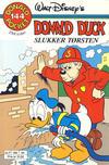Cover Thumbnail for Donald Pocket (1968 series) #144 - Donald Duck slukker tørsten [1. opplag]