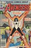 Cover Thumbnail for The Avengers (1963 series) #227 [Canadian]