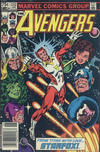 Cover Thumbnail for The Avengers (1963 series) #232 [Canadian Newsstand Edition]