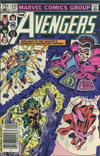 Cover Thumbnail for The Avengers (1963 series) #235 [Canadian]