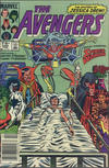 Cover Thumbnail for The Avengers (1963 series) #240 [Canadian Newsstand Edition]