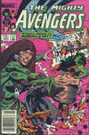 Cover Thumbnail for The Avengers (1963 series) #241 [Canadian Newsstand Edition]
