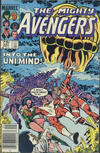 Cover Thumbnail for The Avengers (1963 series) #247 [Canadian Newsstand Edition]
