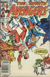 Cover Thumbnail for The Avengers (1963 series) #248 [Canadian Newsstand Edition]