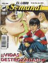 Cover for El Libro Semanal (Novedades, 1960 ? series) #2222