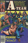 Cover for The A-Team (Marvel, 1984 series) #2 [Canadian Newsstand Edition]