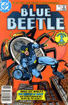 Cover Thumbnail for Blue Beetle (1986 series) #1 [Canadian Newsstand Edition]
