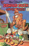 Cover for Walt Disney's Donald Duck Adventures (Gladstone, 1987 series) #9 [Newsstand]