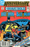 Cover for The Brave and the Bold (DC, 1955 series) #200 [Canadian]