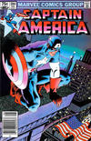 Cover for Captain America (Marvel, 1968 series) #284 [Canadian]