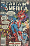 Cover for Captain America (Marvel, 1968 series) #289 [Canadian]