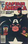 Cover for Captain America (Marvel, 1968 series) #290 [Canadian]