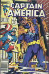 Cover for Captain America (Marvel, 1968 series) #293 [Canadian Newsstand Edition]