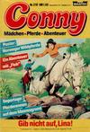 Cover for Conny (Bastei Verlag, 1980 series) #218