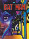 Cover for Batman Annual (Egmont UK, 1979 series) #1983