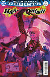 Cover Thumbnail for Harley Quinn (2016 series) #5 [Bill Sienkiewicz Cover Variant]